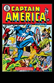 Captain America Comics (1941-1950) #11