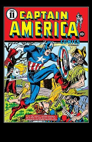 Captain America Comics (1941-1950) #11