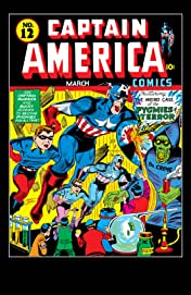Captain America Comics (1941-1950) #12