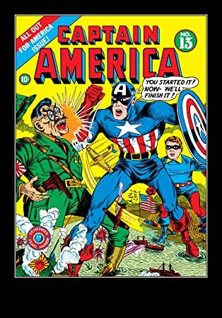 Captain America Comics (1941-1950) #13