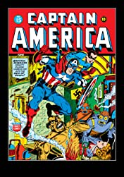 Captain America Comics (1941-1950) #15