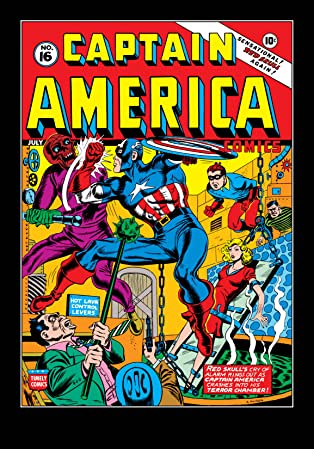 Captain America Comics (1941-1950) #16