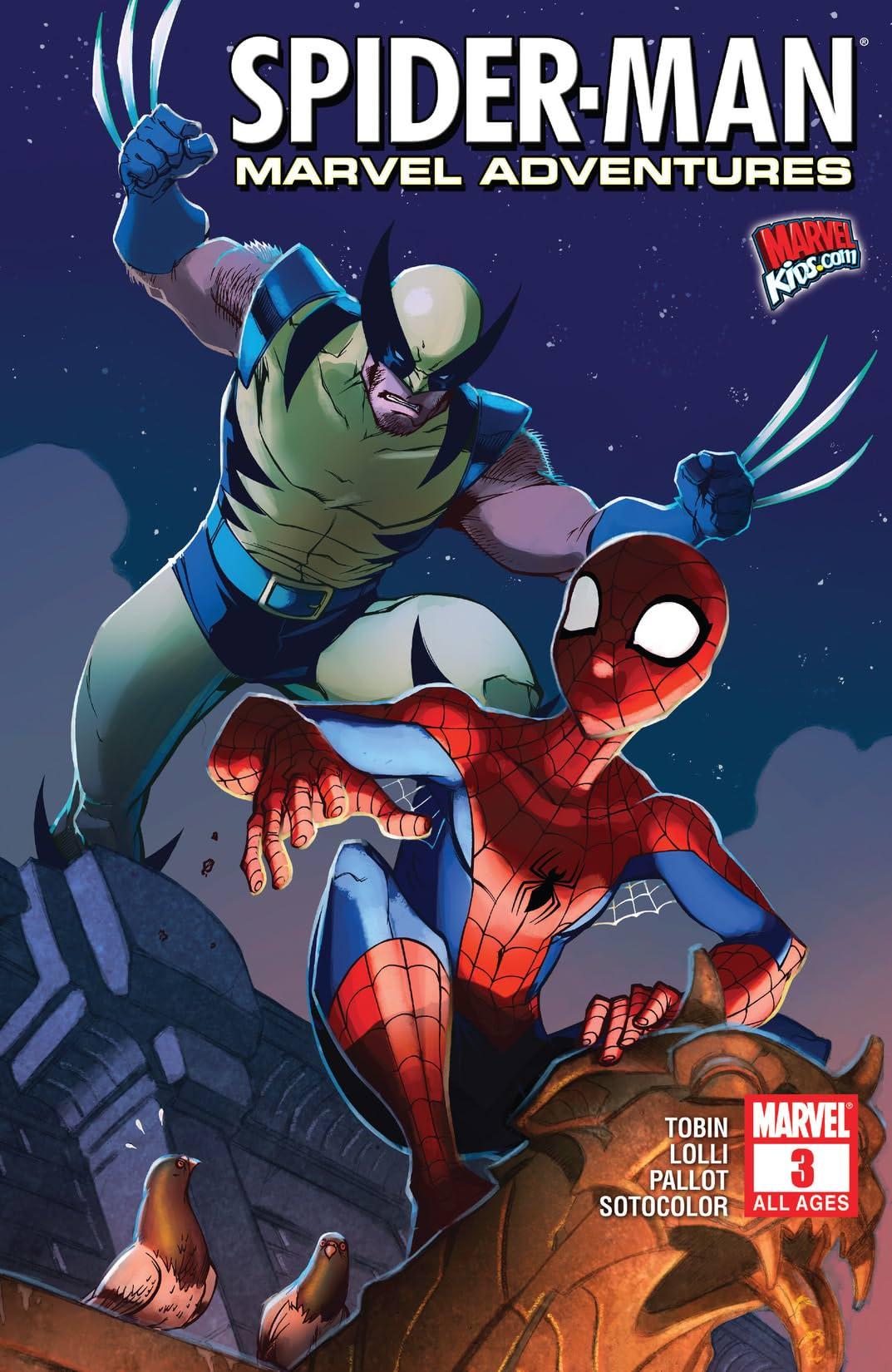 Marvel Adventures Spider-Man (2010-2012) No.3