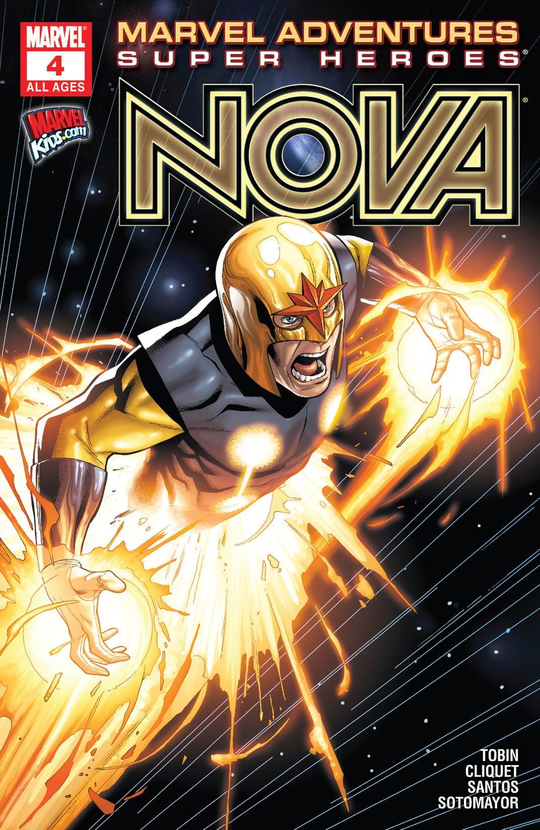 Marvel Adventures: Super Heroes (2010-2012) #4