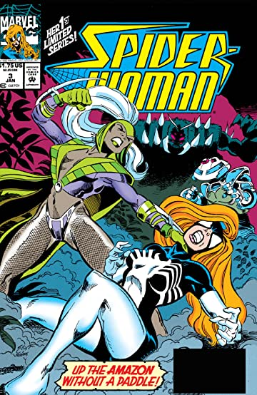 Spider-Woman (1993-1994) #3 (of 4)
