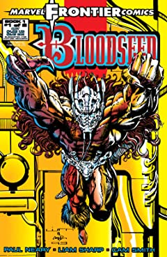 Bloodseed (1993) #1 (of 2)