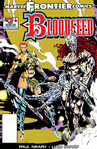 Bloodseed (1993) No.2 (sur 2)
