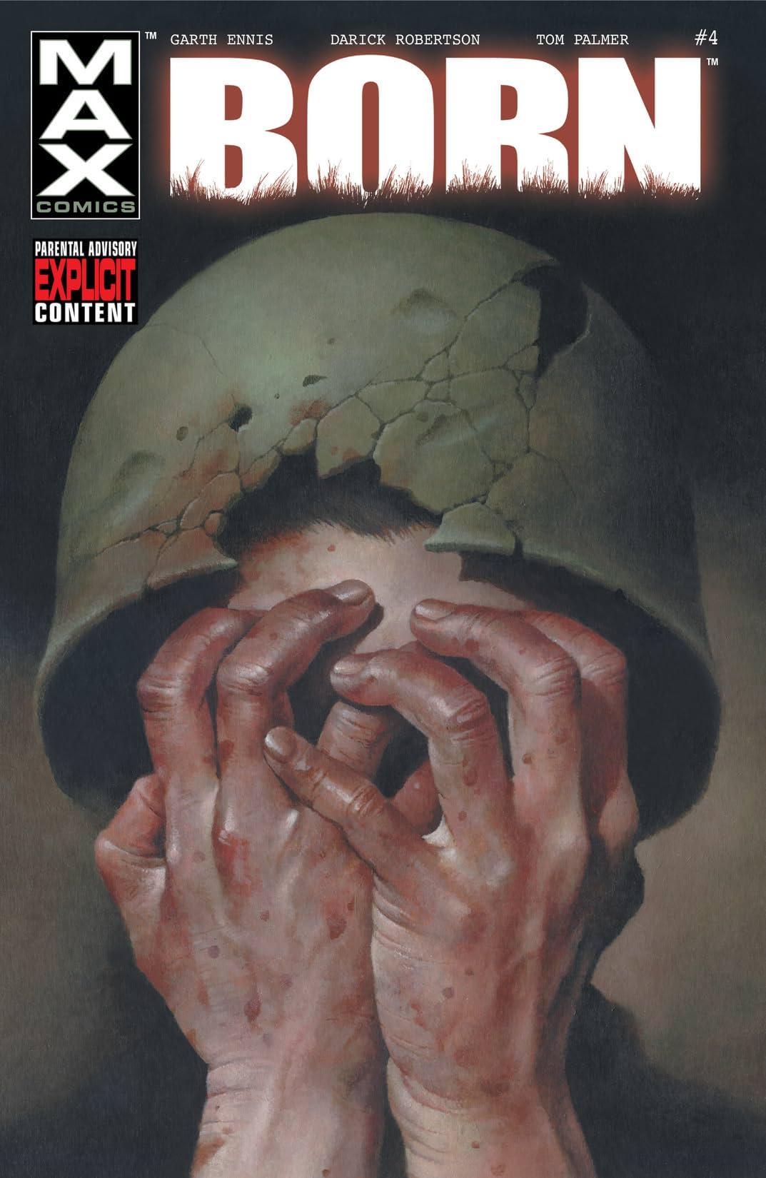 Born (2003) #4 (of 4)