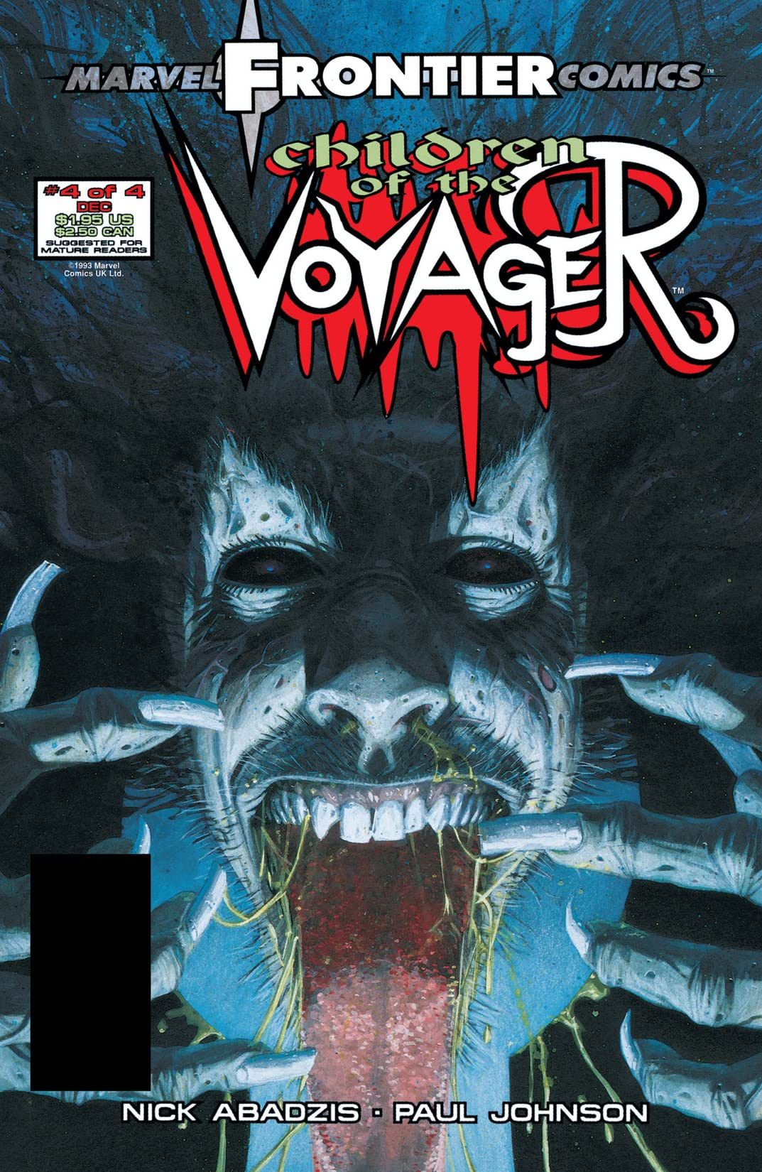 Children of the Voyager (1993) #4 (of 4)
