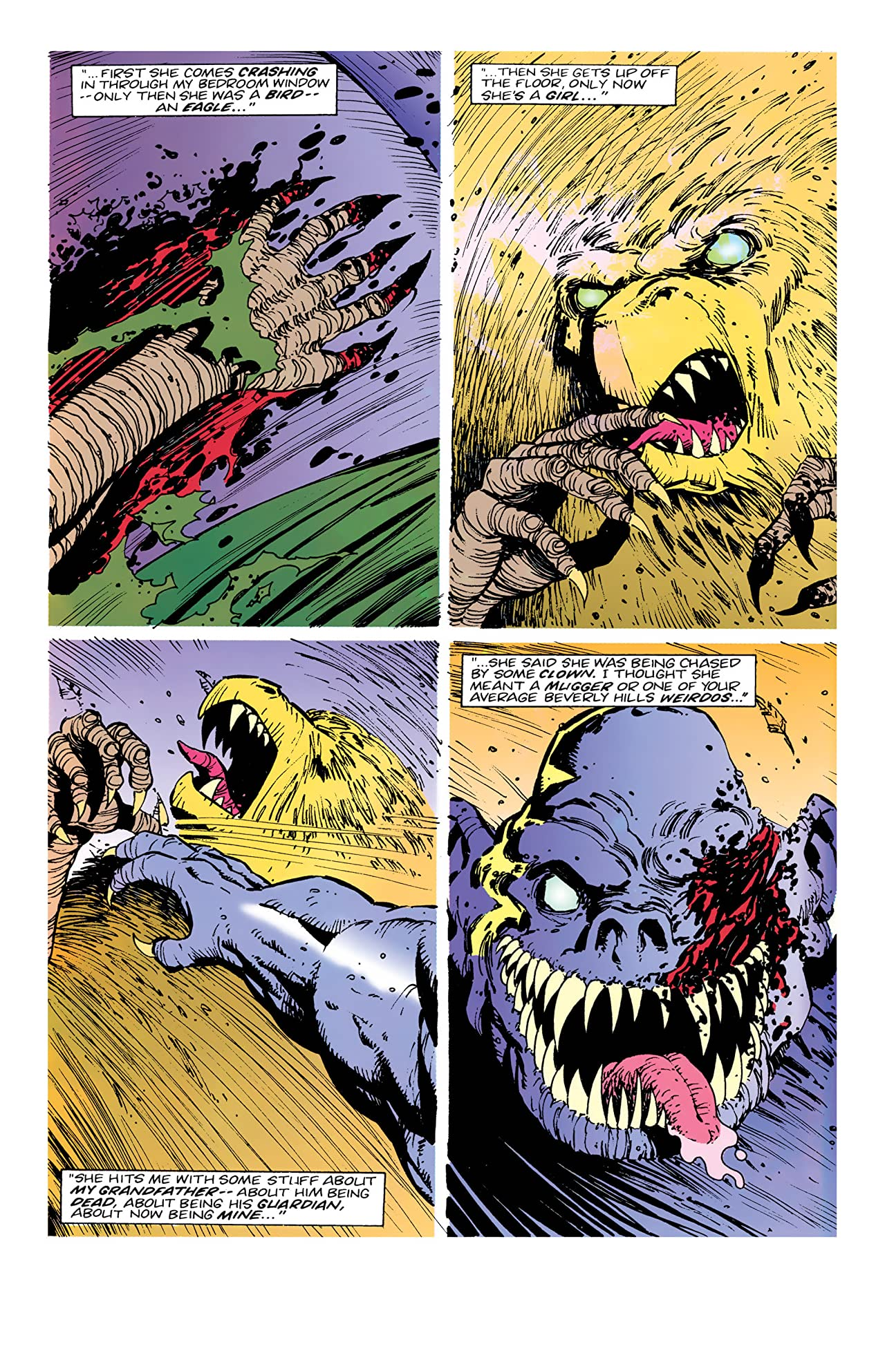 Dances With Demons (1993) #2 (of 4)