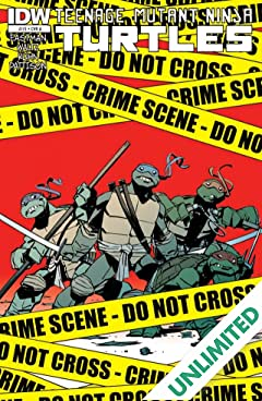 Teenage Mutant Ninja Turtles #15