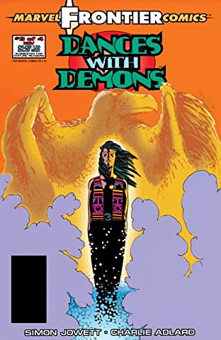 Dances With Demons (1993) #3 (of 4)