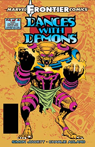 Dances With Demons (1993) #4 (of 4)