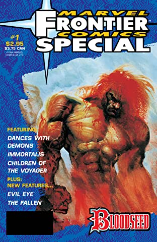 Marvel Frontier Comics Unlimited (1994) No.1