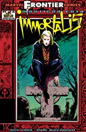 Mortigan Goth: Immortalis (1993-1994) #1 (of 4)