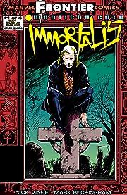 Mortigan Goth: Immortalis (1993-1994) #1 (of 4)