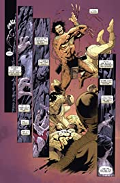 Wolverine: Road To Hell #1