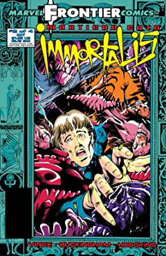 Mortigan Goth: Immortalis (1993-1994) #2 (of 4)