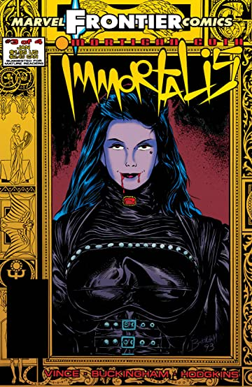 Mortigan Goth: Immortalis (1993-1994) #3 (of 4)