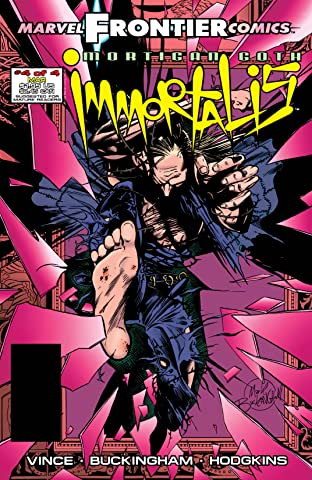 Mortigan Goth: Immortalis (1993-1994) #4 (of 4)