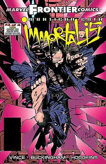Mortigan Goth: Immortalis (1993-1994) #4 (of 4)