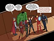Marvel Universe Avengers Infinite Comic #4
