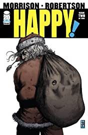 Happy! #2 (of 4)