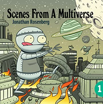 Scenes From A Multiverse Vol. 1