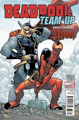 Deadpool Team-up #887