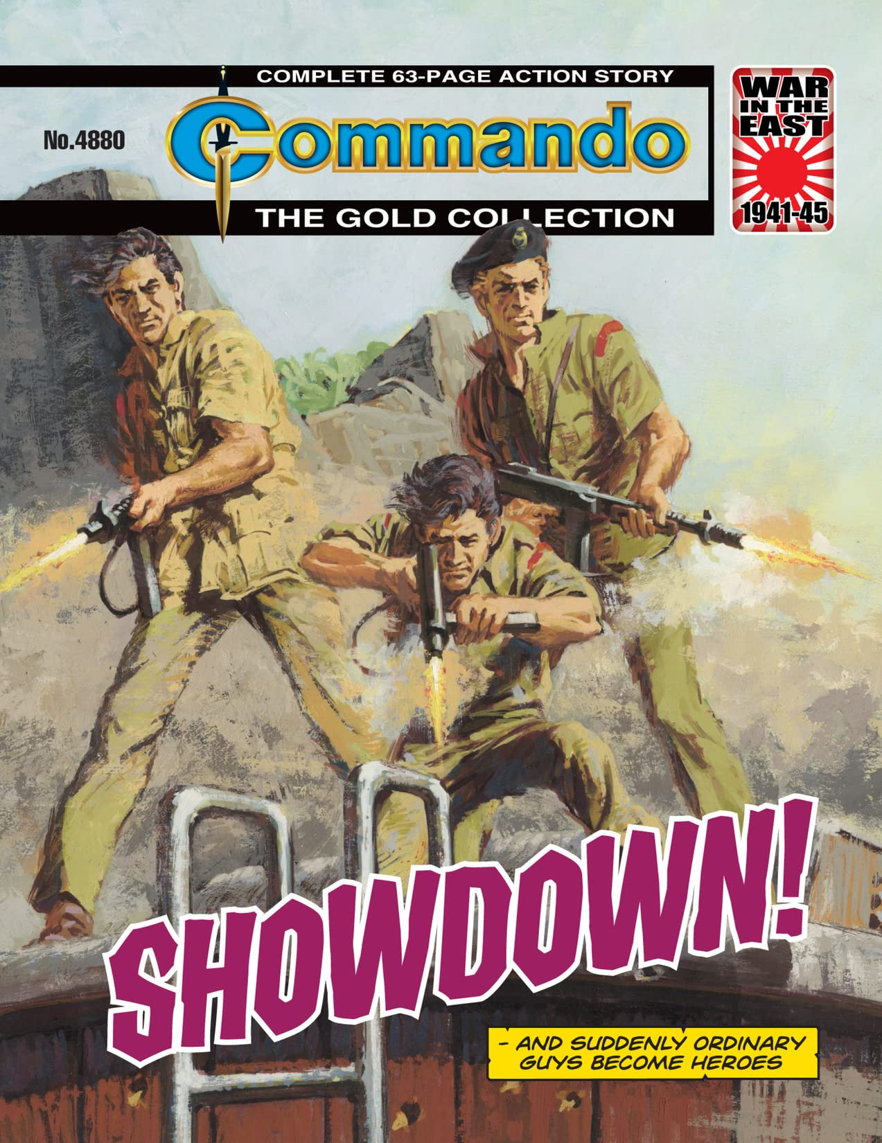 Commando #4880: Showdown