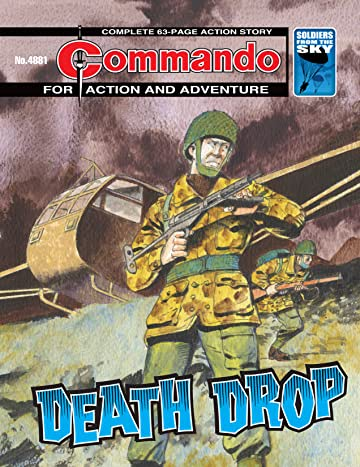 Commando #4881: Death Drop