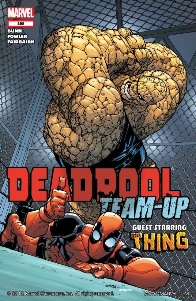 Deadpool Team-Up #888