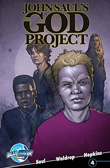 John Saul's The God Project #4