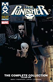 Punisher Max: The Complete Collection Tome 1