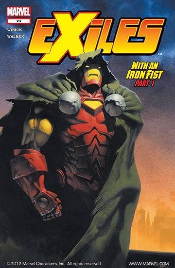 Exiles (2001-2008) #23