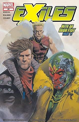 Exiles (2001-2008) #24