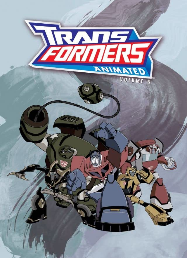 Transformers Animated Vol. 5