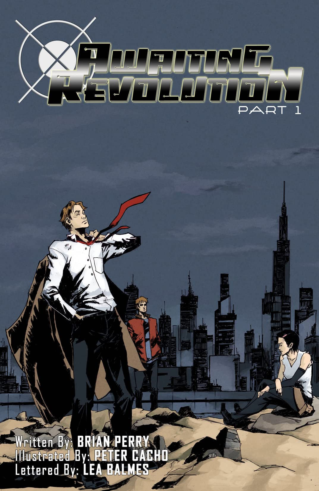 Awaiting Revolution #1