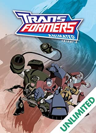 Transformers Animated Vol. 6