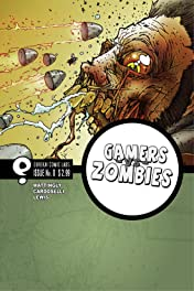 Gamers vs Zombies #0