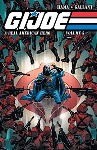 G.I. Joe: A Real American Hero Tome 5