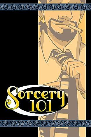 Sorcery 101 Omnibus Vol. 1