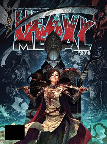 Heavy Metal #278