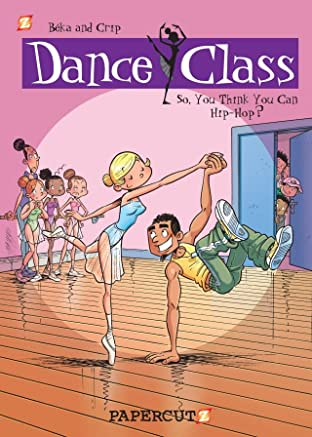Dance Class Tome 1: So You Think You Can Hip Hop Preview