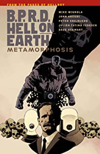 B.P.R.D. Hell on Earth Vol. 12: Metamorphosis