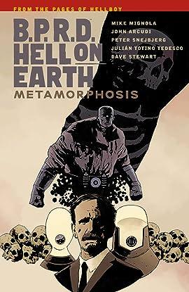B.P.R.D. Hell on Earth Vol. 12: Metamorphosis