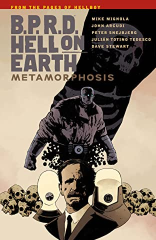 B.P.R.D. Hell on Earth Tome 12: Metamorphosis