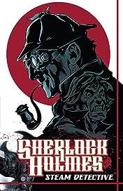 Sherlock Holmes Steam Detective Vol. 1