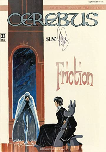 Cerebus Vol. 2 #8: High Society