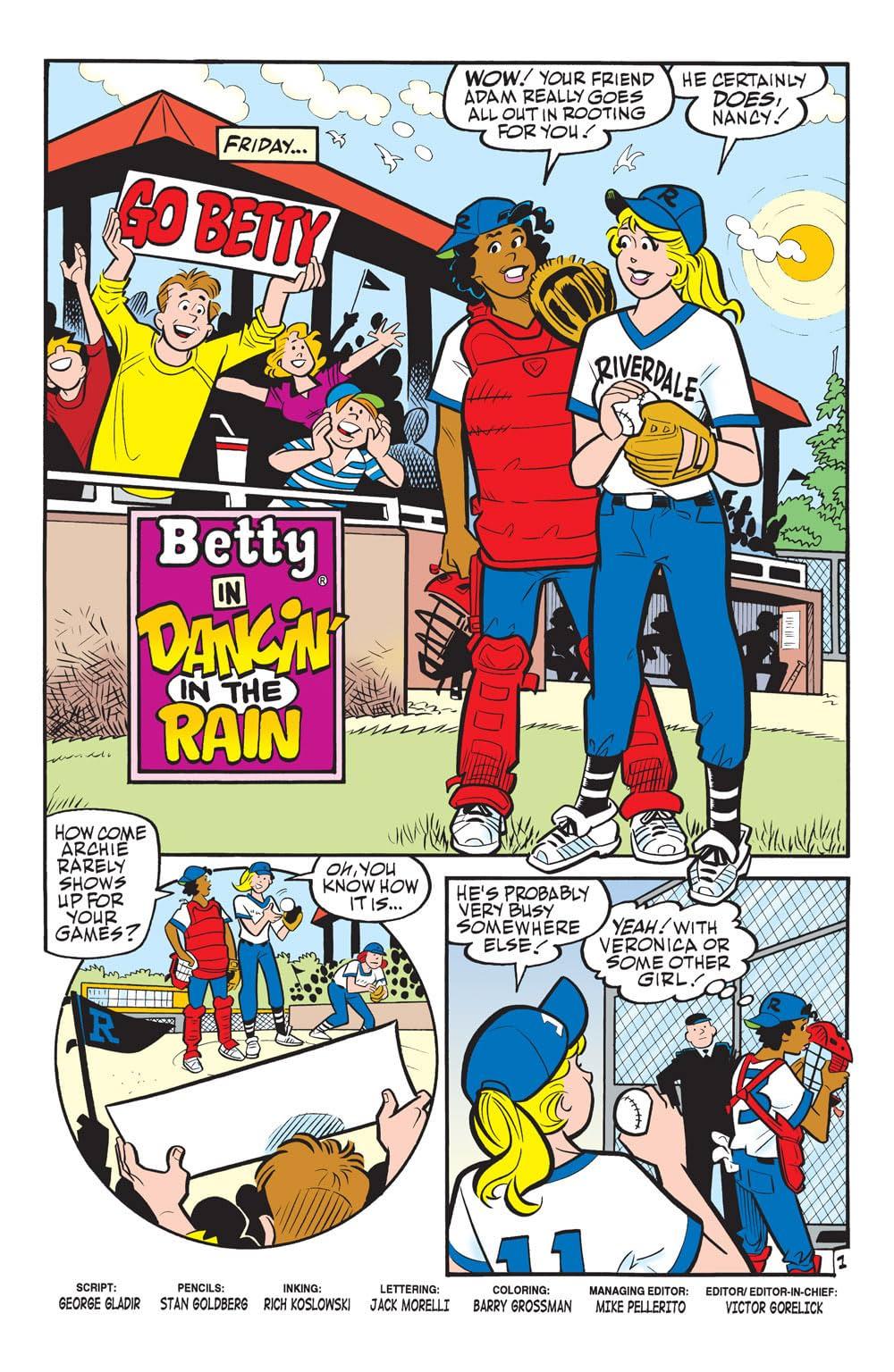Betty #185